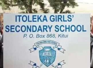 ITOLEKA SECONDARY SCHOOL
