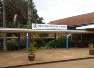 Co-operative University of Kenya (COPUK) student admission letter and KUCCPS pdf list download.