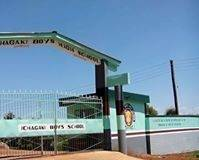 ICHAGAKI BOYS HIGH SCHOOL