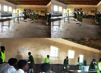 ST. THERESA'S NYANGUSU GIRLS SECONDARY SCHOOL