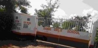 Bande girls high school