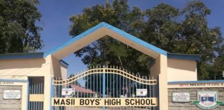 Masii boys high school