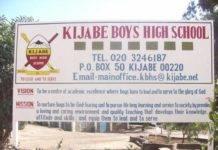 KIJABE BOYS HIGH SCHOOL