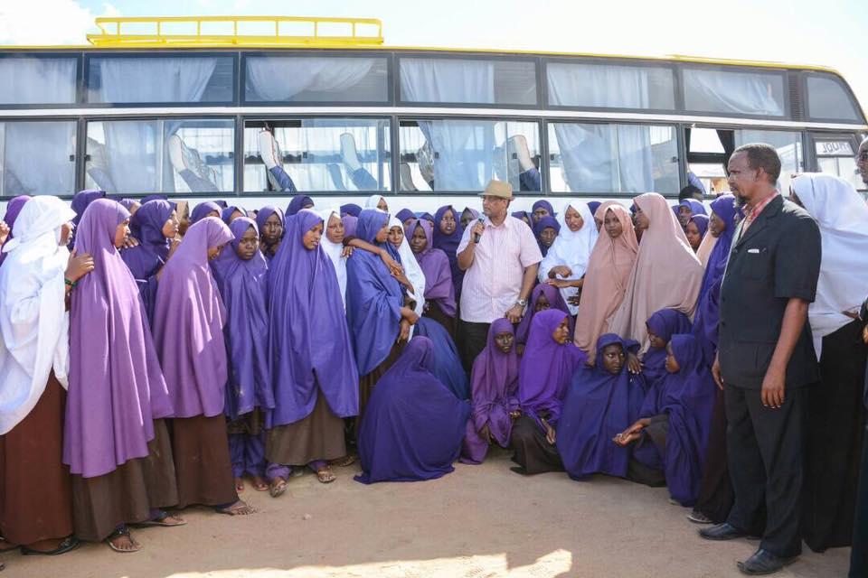 FAFI GIRLS SECONDARY SCHOOL