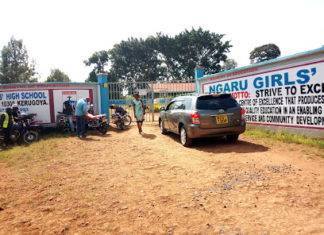 NGARU GIRLS SECONDARY SCHOOL