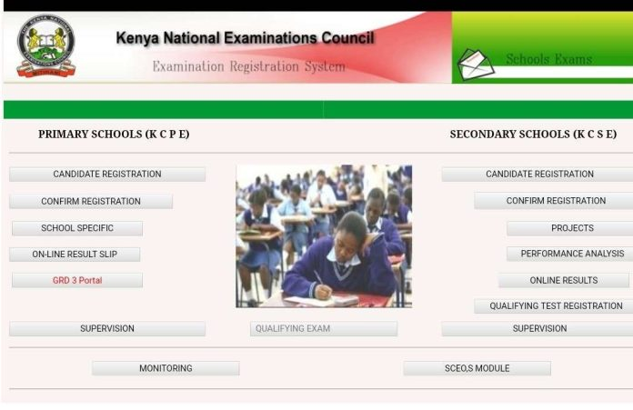 2021 KCSE project marks- Milestone 1 and 2.
