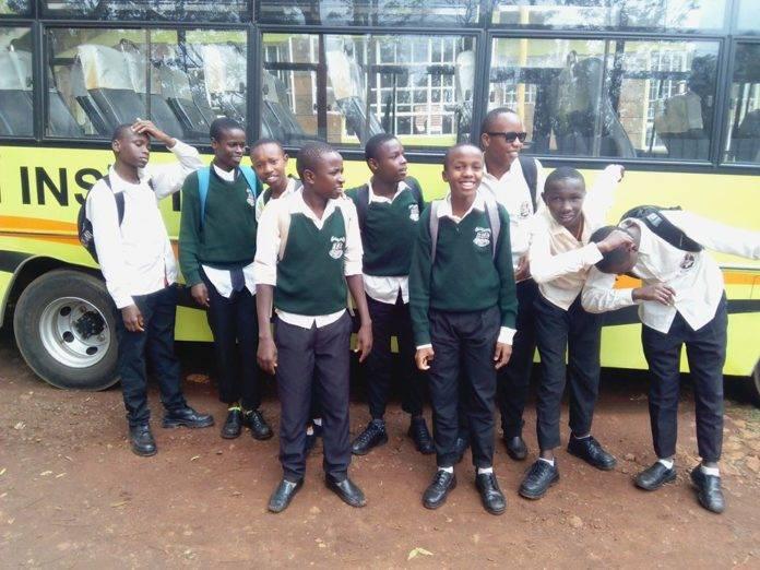 Kirogo Boys High School