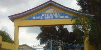 WEITHAGA BOYS HIGH SCHOOL