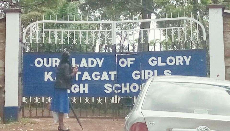 OUR LADY OF GLORY-KAPTAGAT GIRLS HIGH SCHOOL