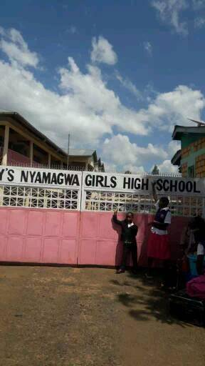 ST. MARY'S NYAMAGWA  GIRLS SECONDARY SCHOOL