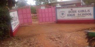 DUDI GIRLS SECONDARY SCHOOL