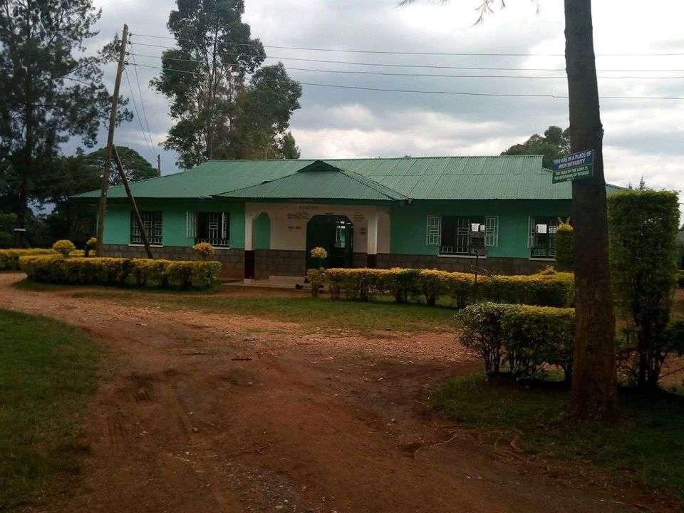 BISHOP SULUMETI GIRLS SECONDARY SCHOOL