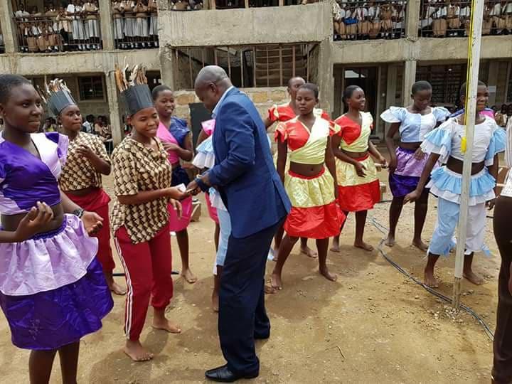 AMBASSADOR PAMELA MBOYA GIRLS