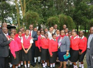 WANJOHI GIRLS SECONDARY SCHOOL
