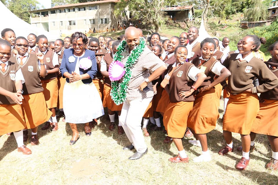 MURRAY GIRLS' HIGH SCHOOL