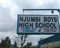 NJUMBI HIGH SCHOOL
