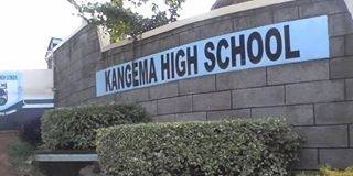 KANGEMA HIGH SCHOOL