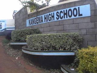 KANGEMA HIGH SCHOOL