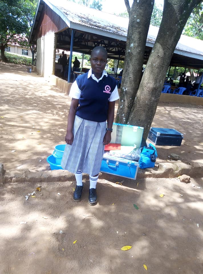 ST MARY'S MABERA GIRLS SECONDARY SCHOOL