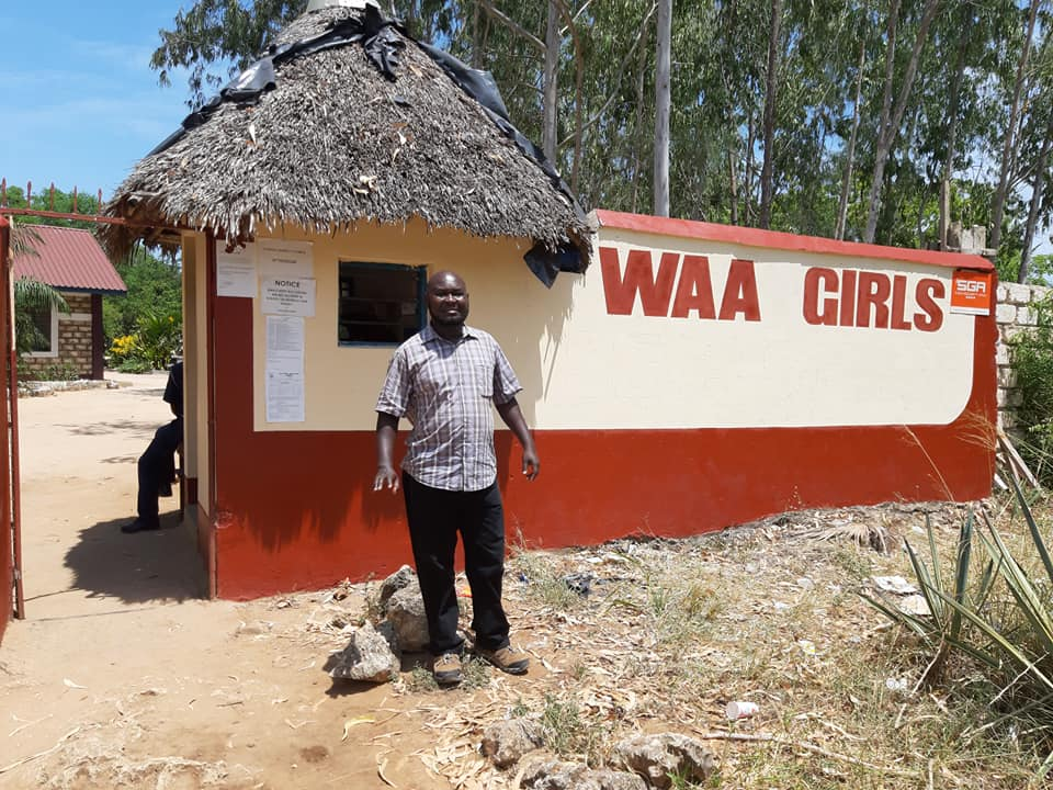 WAA GIRLS SECONDARY SCHOOL