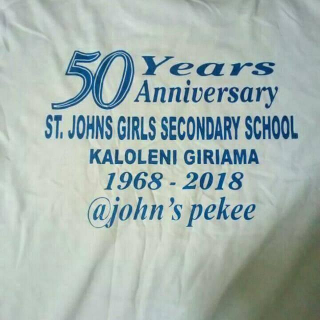 ST JOHNS GIRLS SECONDARY SCHOOL kaloleni