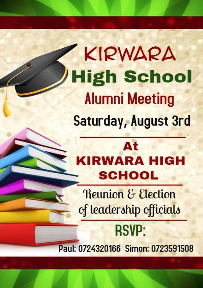 KIRWARA SECONDARY SCHOOL