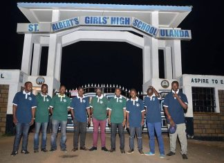 ST. ALBERT'S GIRLS HIGH SCHOOL, ULANDA-