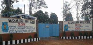 GAICHANJIRU HIGH SCHOOL