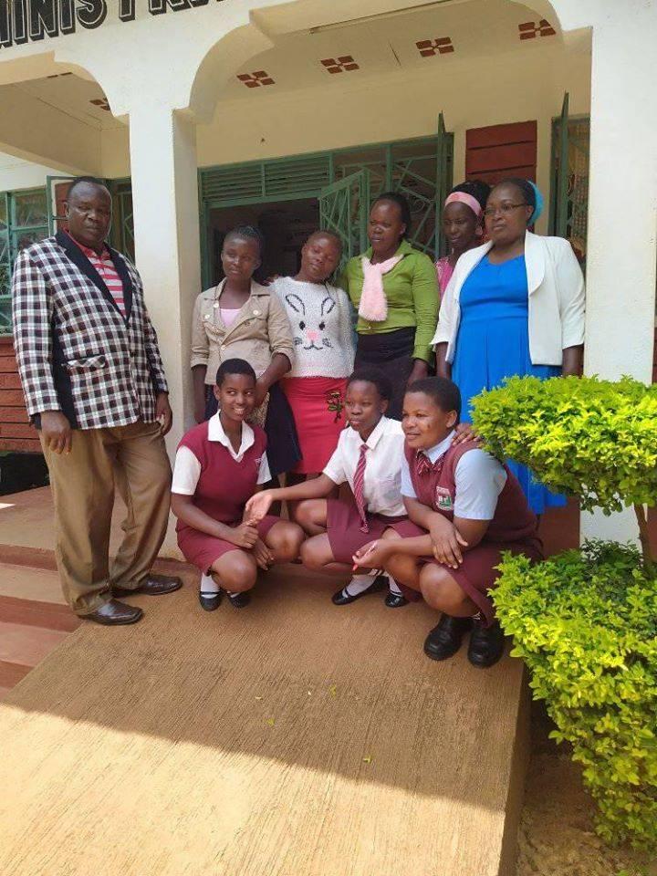 BISHOP LINUS OKOK GIRLS' SECONDARY SCHOOL