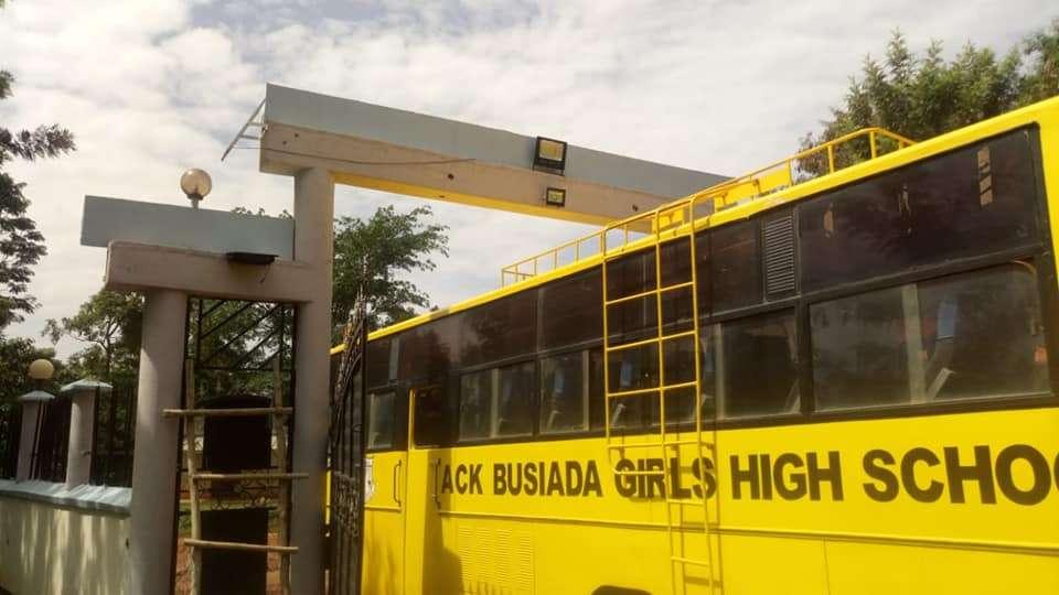 BUSIADA GIRLS' HIGH SCHOOL