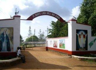 ST. MARY'S LWAK GIRLS' SCHOOL