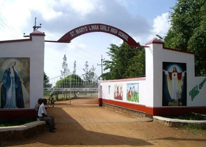ST. MARY'S LWAK GIRLS' SCHOOL