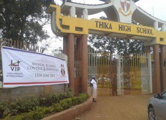THIKA HIGH SCHOOL