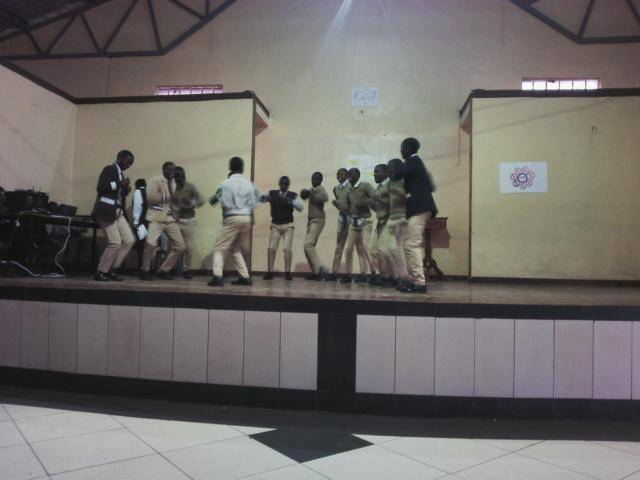 Kanunga High School