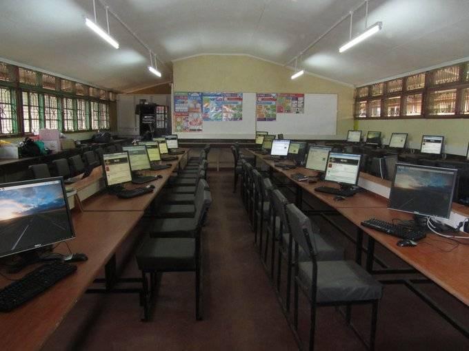 CHANIA BOYS' HIGH SCHOOL