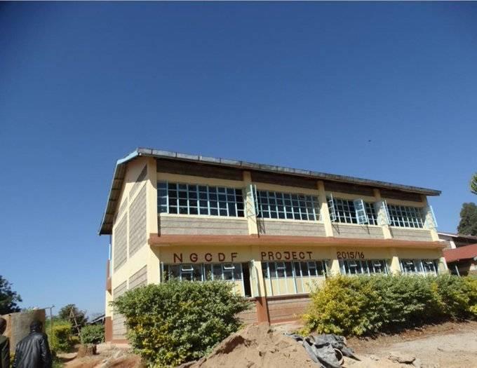 SOUTH TETU GIRLS' HIGH SCHOOL