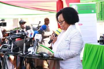 Acting Chief Executive Officer; Dr Mercy G. Karogo, MBS is the Acting Chief Executive Officer at the Kenya National Examinations Council since March 2016.