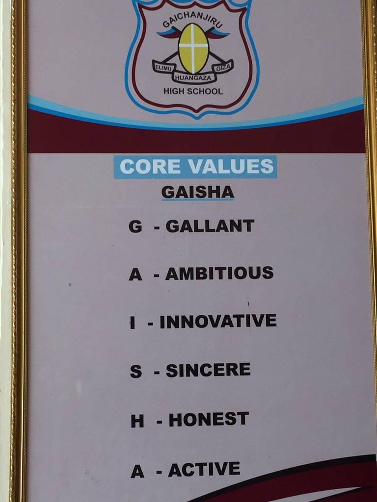 GAICHANJIRU HIGH SCHOOL