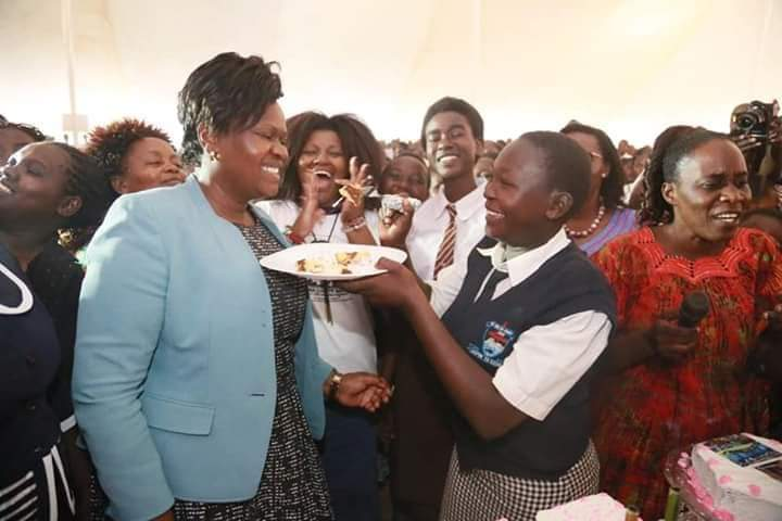 NYAMASARE GIRLS' SECONDARY SCHOOL