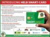 Helb smart card for students..