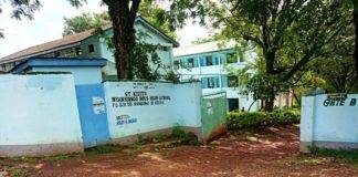 ST. Kizito Nyansiongo Boys High School.