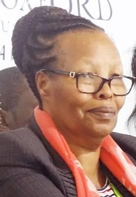 KNEC Boss Dr. Mercy Karogo
