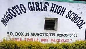 MOGOTIO HIGH SCHOOL