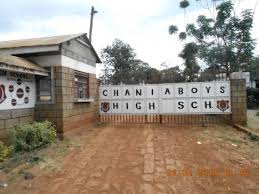 CHANIA BOYS' HIGH SCHOOL
