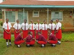ST. BAKHITA KIBURIA GIRLS' SECONDARY SCHOOL