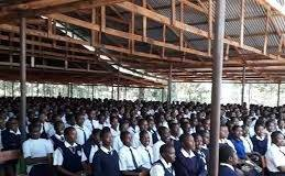 Oyugi Ogango Girls High School in Migori