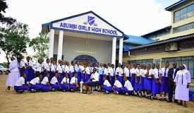 Asumbi Girls High School.