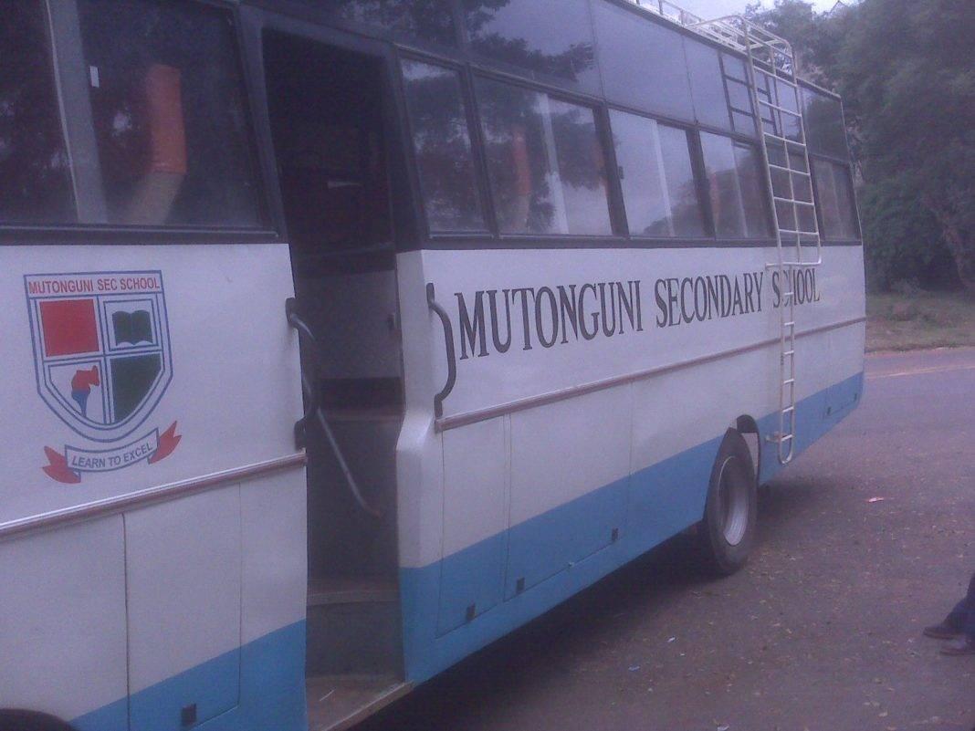 MUTONGUNI SECONDARY SCHOOL