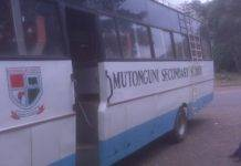 MUTONGUNI SECONDARY SCHOOL