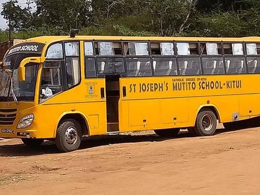 MUTITO BOYS SECONDARY SCHOOL